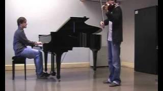 Metal Gear Saga - Harry Gregson-Williams (piano violin)