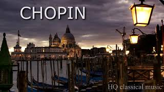 CHOPIN   Nocturne Op 9 No2 60 min Piano Classical Music Concentration Studying Reading Background