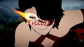 RWBY AMV: Cinder Fall ~ EVOLUTION