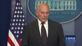 White House Chief of Staff on President Trump
