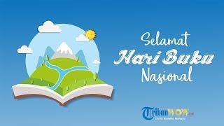 KABAR APA HARI INI: Hari Buku Nasional
