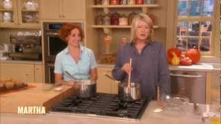 Pumpkin Bread Pudding with Sarah Carey | Thanksgiving Recipes | Martha Stewart