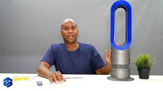 Dyson AM09 HOT + COOL Bladeless Fan