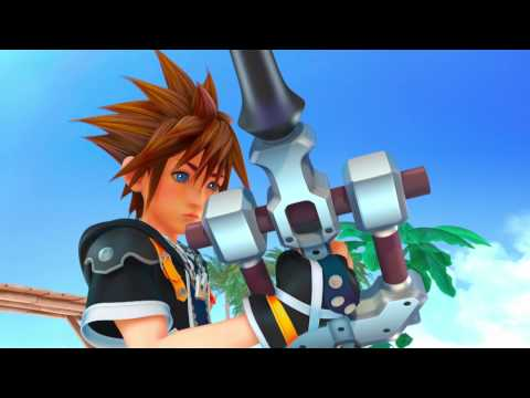 According To Its Director, Kingdom Hearts 3 Was Revealed A Little Early