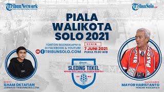SLEDING TEKEL: Piala Walikota Solo 2021