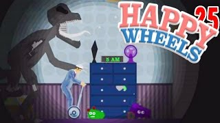 AWESOME FNAF 4 BEDROOM LEVEL!? | Happy Wheels #25