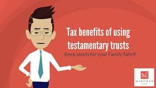 Saving Tax With Testamentary Trusts