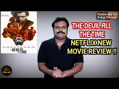 The Devil All the Time (2020) Hollywood New Movie Review in Tamil by Filmi craft Arun | Tom Holland