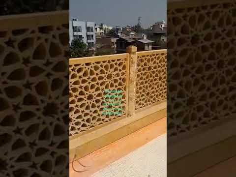 Sandstone Jali Work