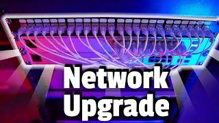 Huge Network Upgrade for My Homelab