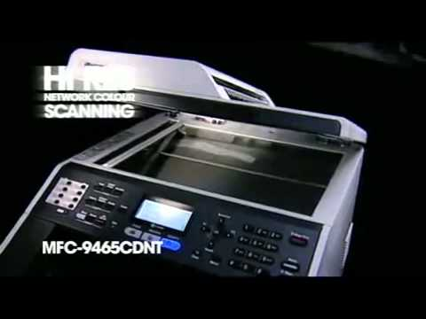 Impresora Multifuncion laser color Brother MFC9465CDN