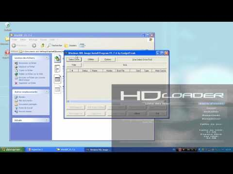 comment installer hdd sur ps2