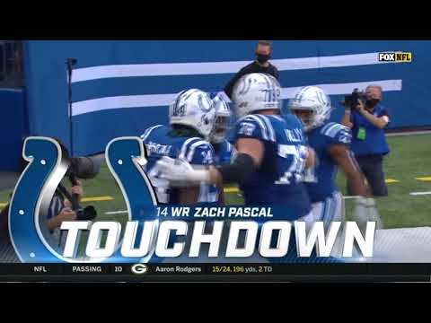 Vikings vs colts touchdowns only