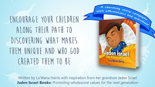 Jaden Israel, The Prince of God by La'Wana Harris