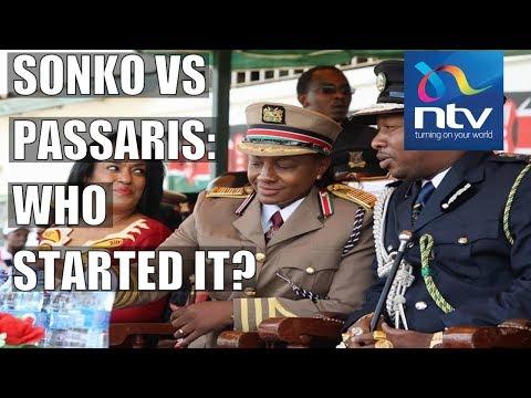 Esther Passaris Vs Mike Sonko full video || Madaraka day drama
