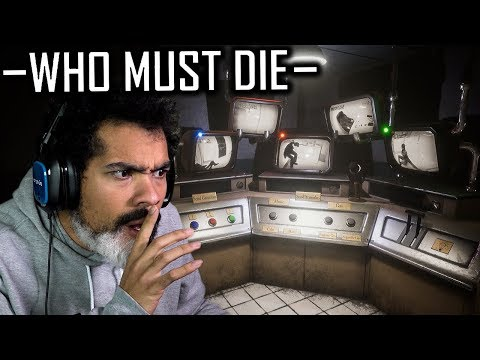 I DECIDE WHO GET TO LIVE... AND WHO HAS TO DIE... | Who Must Die [ENDING] (видео)