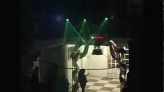 BODA DE LOURDES Y ARODY (SALON COUNTRY GARDEN SALCAJA) DJ DANIEL CUA.wmv