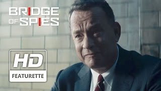 Bridge of Spies - Featurette - Steven Spielberg and Tom Hanks Collaboration