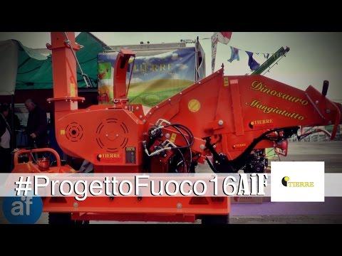 Produzione macchine agricole: trinciasarmenti e cippatrici