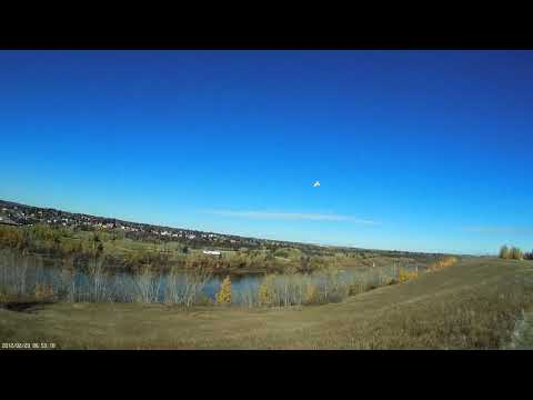 slope-soaring-maiden-flight-multiplex-twinstar