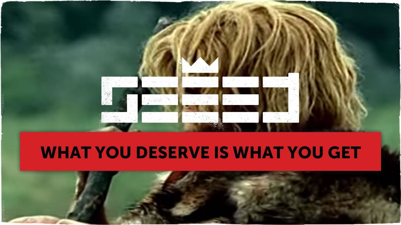Seeed – What You Deserve Is What You Get