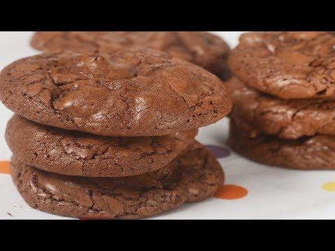 Brownie Cookies Recipe Demonstration – Joyofbaking.com