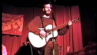 Glen Phillips - Reincarnation Song live from Portland, OR 10-22-1998