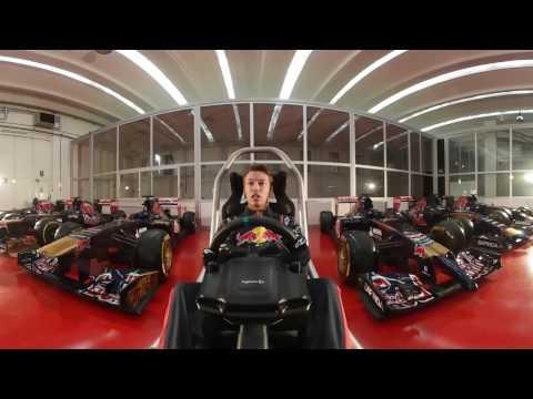Russian GP - Daniil Kvyat 360 hotlap - Scuderia Toro Rosso