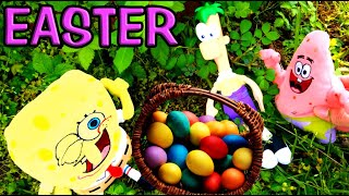 A SPONGEBOB & PATRICK EASTER HOLIDAY