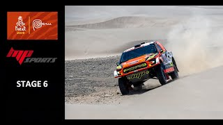 MP-SPORTS DAKAR 2019 - Stage 6