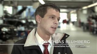 preview picture of video 'Die 100.000plus Fahrzeuge vom Audi Zentrum Leverkusen'