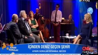 Aykırı Sorular'da; İlber Ortaylı   Selim İleri Ve Dilek Türkân Mp4