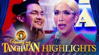 Vice Ganda exclaims that Ion is not that good looking before | Tawag ng Tanghalan
