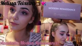 MODERN RENAISSANCE || Eyeshadow look