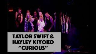 Taylor Swift and Hayley Kiyoko- Curious (July 26 2018)