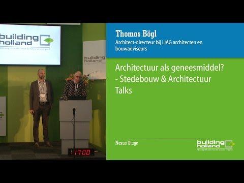 Architectuur als geneesmiddel?