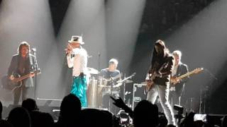 Blow at High Dough...Tragically Hip's Final Calgary Concert.