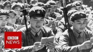 Still ashamed of my part in Mao's Cultural Revolution - BBC News