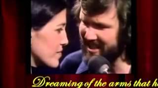 Loving Arms   Kris Kristofferson and Rita Coolidge