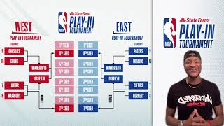 NBA Play-In Tournament Update | May 14, 2021
