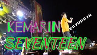 Ivan Seventeen menangis saat menyanyikan lagu KEMARIN - Live Konse Di BATURAJA SUM-SEL
