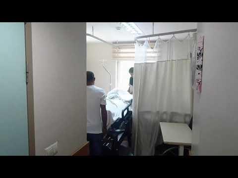 Kadın doğum hastanesindeki rezillik