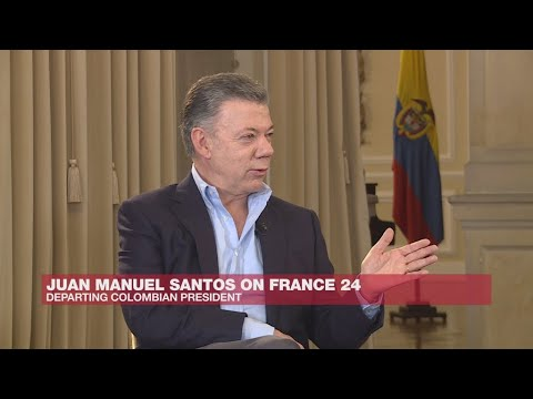 Colombia's Santos: 'Post-truths were applied' to FARC peace deal