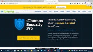 ВидеоБлиц - за 7 минут защищаем свой сайт от взломов и атак