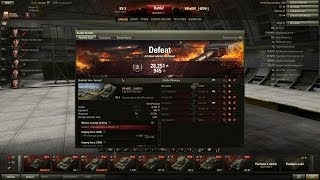 KV-2 in a Assualt Battle SIEGFRIED LINE 4 kills WoT Gameplay