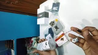 My Fpv setup - 1 | unboxing | emax skyline32+osd | matek xt60 pdb | flysky fsa8s | zmr frame