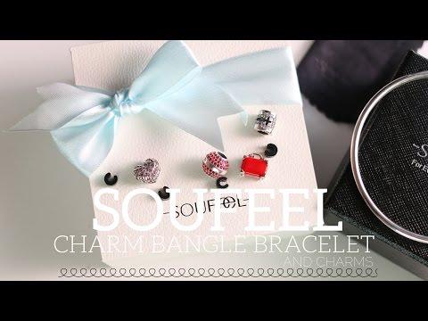 [53] SOUFEEL Charm Bracelet Review