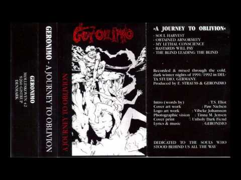 Geronimo - The Blind Leading The Blind -06 online metal music video by GERONIMO