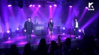 EPIK HIGH - HAPPEN ENDING Feat. 2NE1 MINZY (WONDER LIVE)