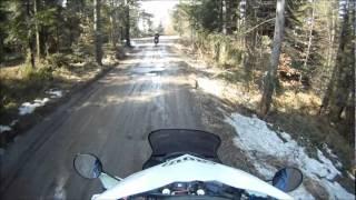 preview picture of video 'Wycieczka na południe Krakowa 18-03-2012'